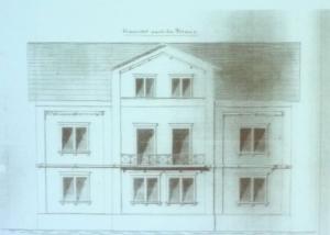 1850 - KirchnerHAUS-Bauplan